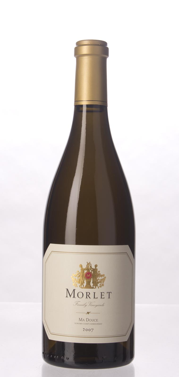 Morlet Family Estate Chardonnay Ma Douce 2007, 750mL (WA95) from The BPW - Merchants of rare and fine wines.