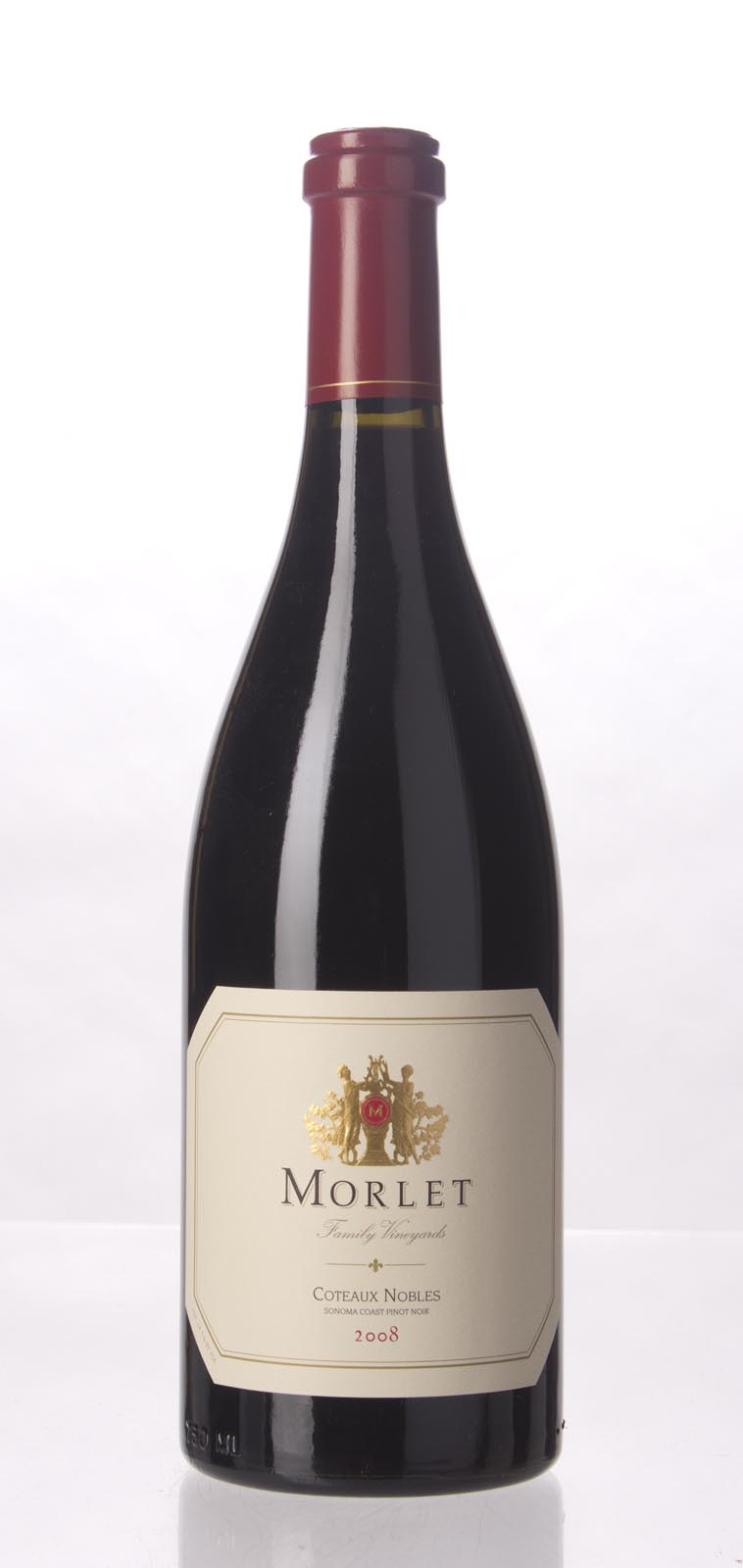 Morlet Family Estate Pinot Noir Coteaux Nobles 2008, 750mL (ST92) from The BPW - Merchants of rare and fine wines.