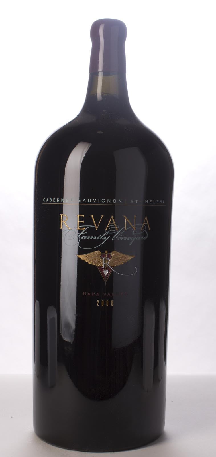 Revana Family Vineyard Cabernet Sauvignon 2006, 9L () from The BPW - Merchants of rare and fine wines.