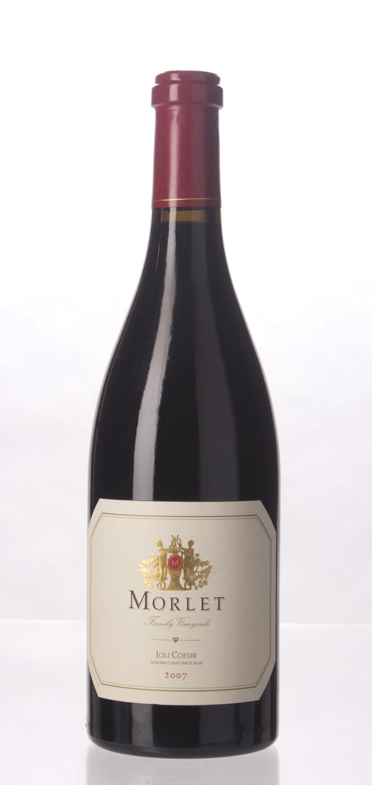 Morlet Family Estate Pinot Noir Joli Coeur 2007, 750mL (WA96, ST95) from The BPW - Merchants of rare and fine wines.