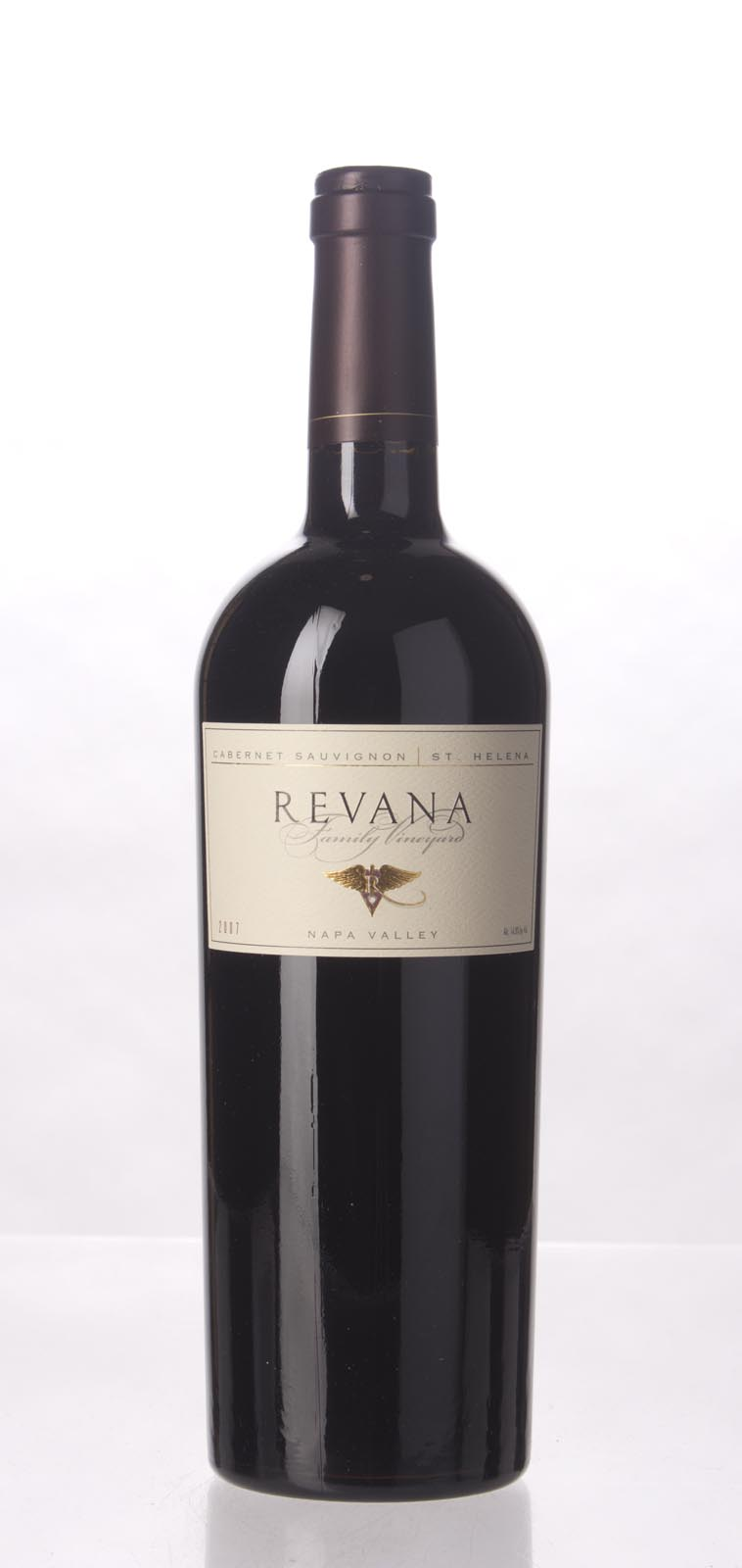 Revana Family Vineyard Cabernet Sauvignon 2007,  (WS97) from The BPW - Merchants of rare and fine wines.