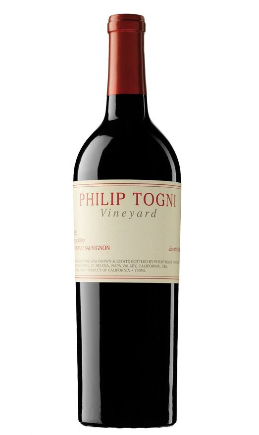 Philip Togni Cabernet Sauvignon 2013, 750ml (VN100) from The BPW - Merchants of rare and fine wines.