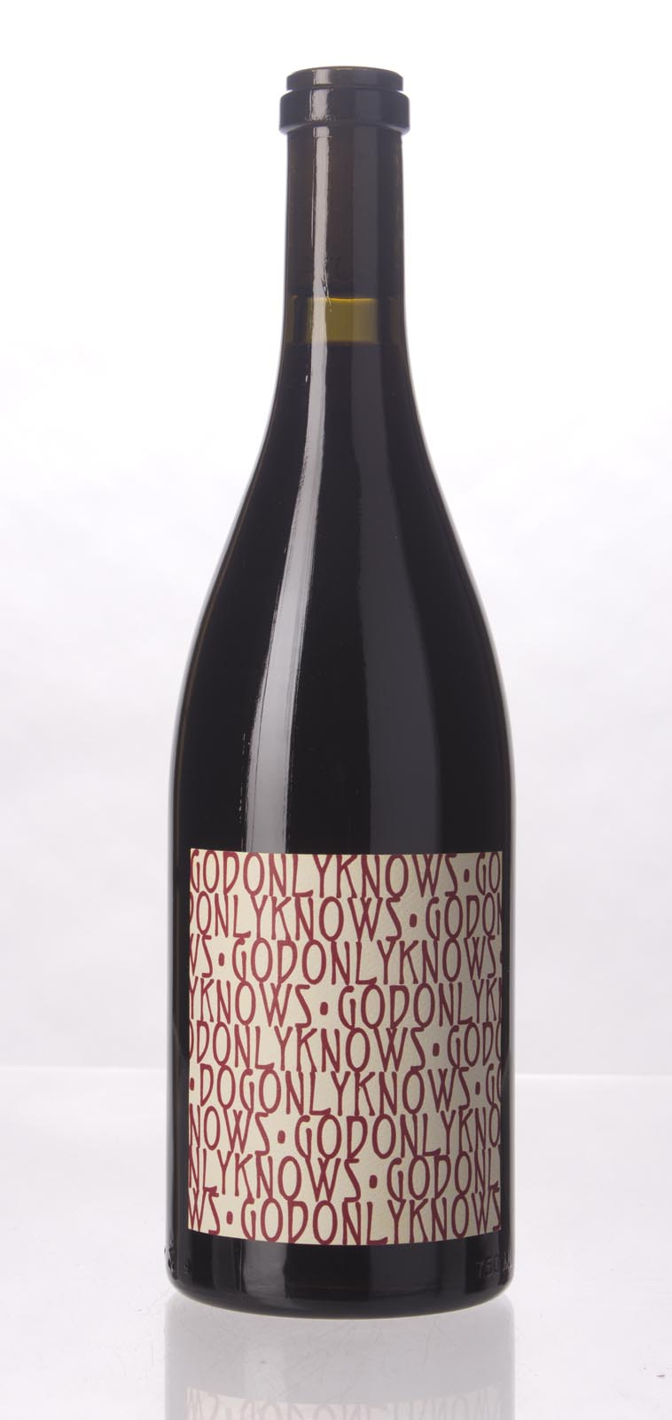 Cayuse Vineyards Grenache God Only Knows 2009, 750mL (WA95, ST93) from The BPW - Merchants of rare and fine wines.