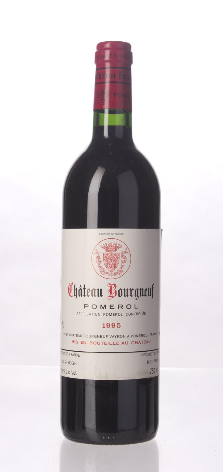 Bourgneuf 1995, 750mL () from The BPW - Merchants of rare and fine wines.