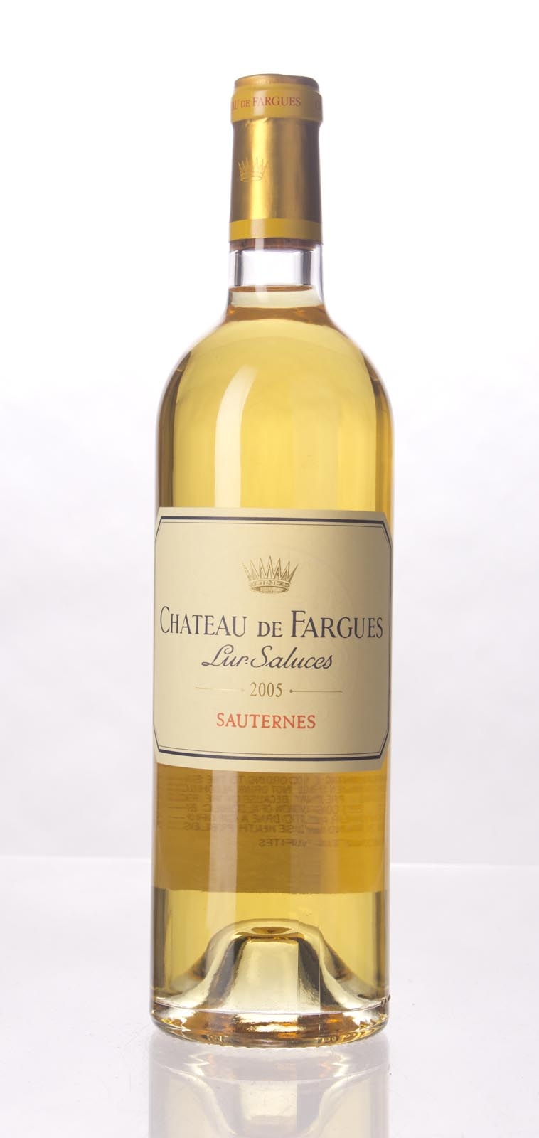 Chateau de Fargues 2005, 750mL (WA94, WS95-100) from The BPW - Merchants of rare and fine wines.