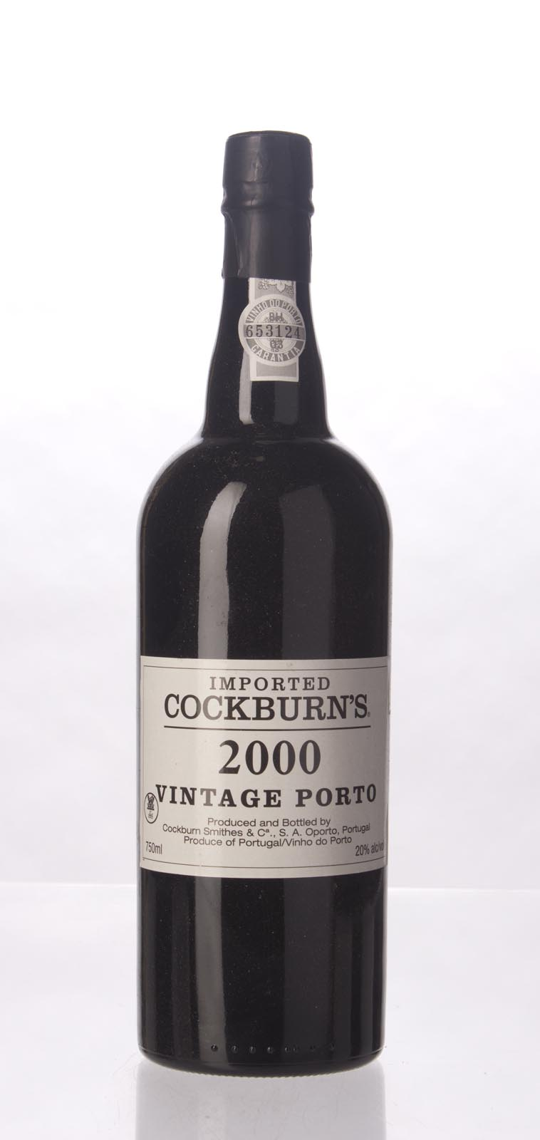 Cockburn Vintage Port 2000, 750mL (WA95) from The BPW - Merchants of rare and fine wines.