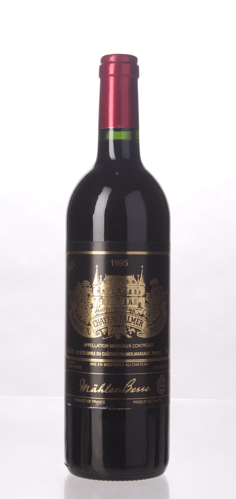 Palmer 1995, 750mL (WS94) from The BPW - Merchants of rare and fine wines.