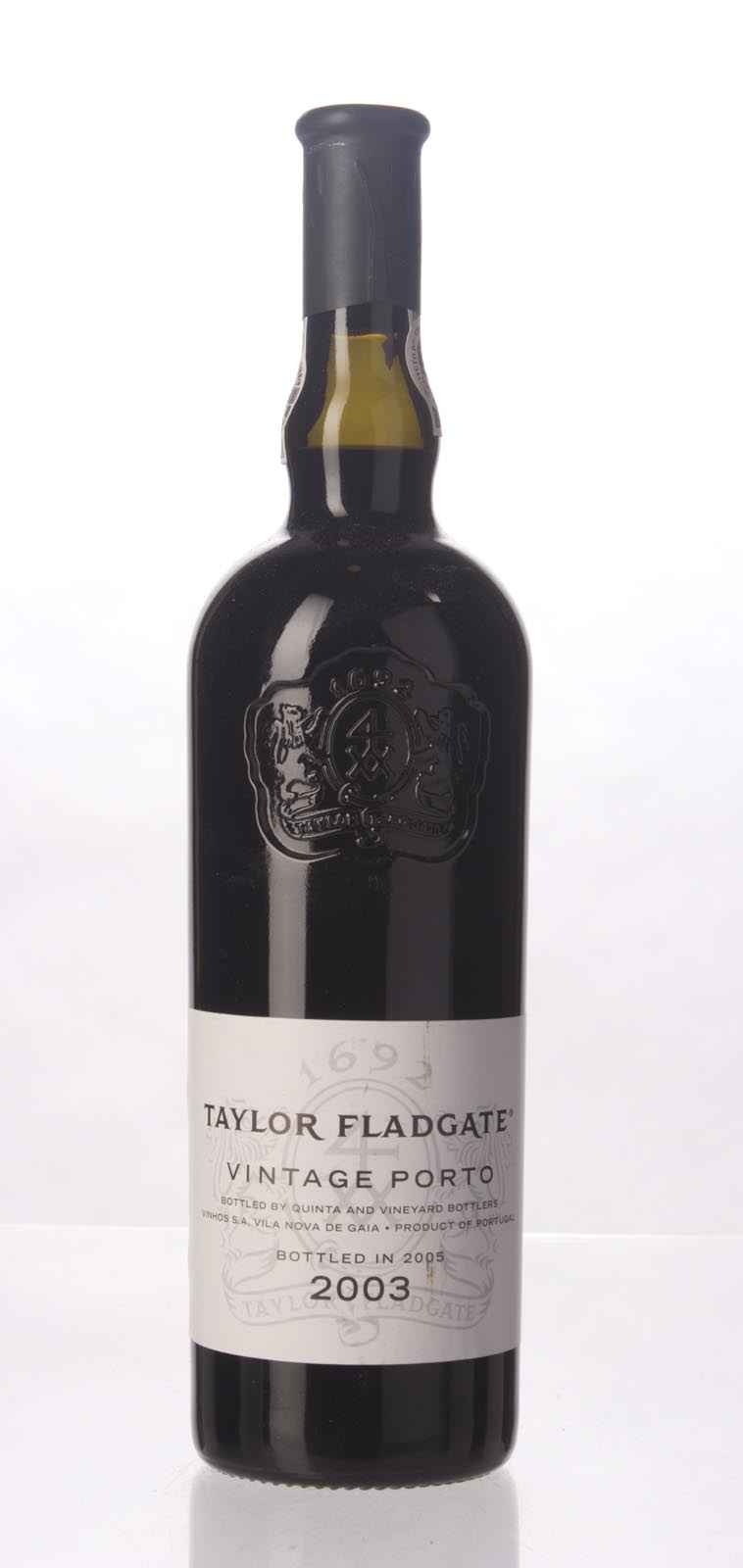 Taylor Vintage Port 2003, 750mL (WA95, ST93, WS94) from The BPW - Merchants of rare and fine wines.