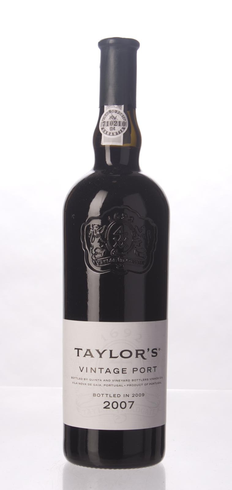 Taylor Vintage Port 2007, 750mL (WA94+, ST94+, WS96) from The BPW - Merchants of rare and fine wines.