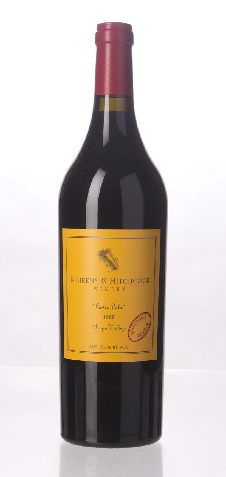 Behrens & Hitchcock Proprietary Red Cuvee Lola 1999,  (WA94-96) from The BPW - Merchants of rare and fine wines.