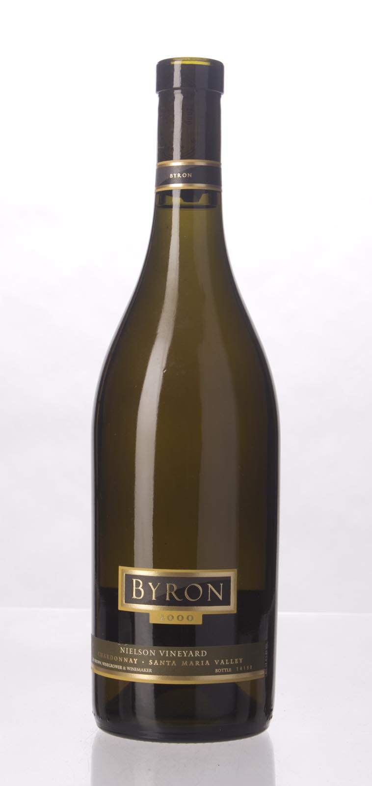 Byron Chardonnay Nielson Vineyard 2000, 750mL () from The BPW - Merchants of rare and fine wines.