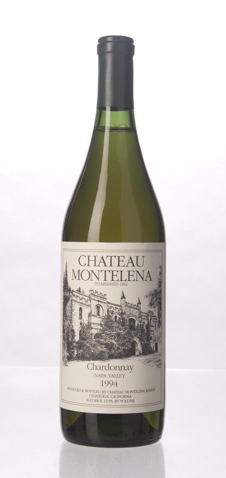 Chateau Montelena Chardonnay Napa Valley Estate 1994, 750mL (WA90, WS91) from The BPW - Merchants of rare and fine wines.