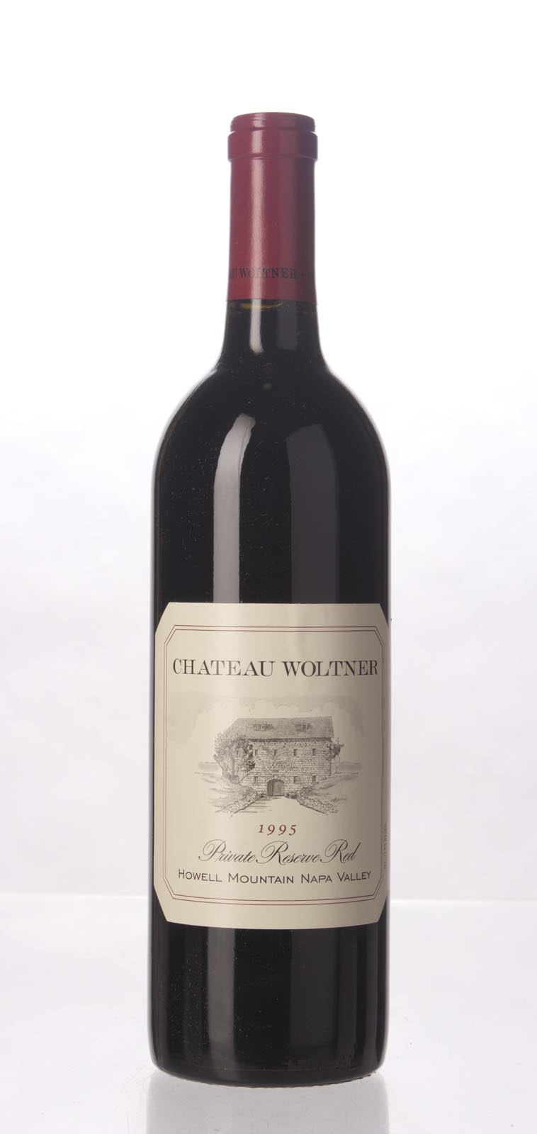 Chateau Woltner Proprietary Red Private Reserve 1995, 750mL (WA90) from The BPW - Merchants of rare and fine wines.