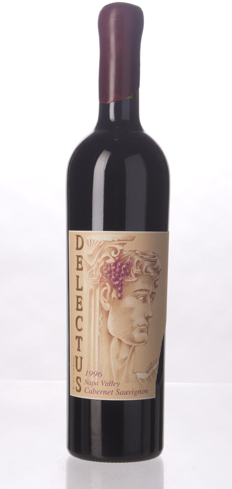 Delectus Cabernet Sauvignon Napa Valley 1996, 750mL () from The BPW - Merchants of rare and fine wines.