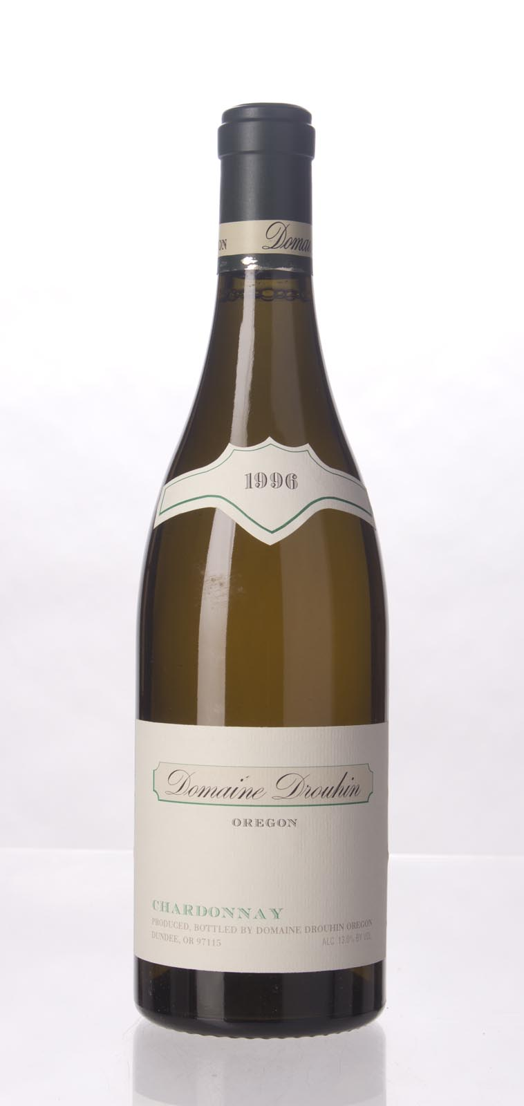 Domaine Drouhin Chardonnay 1996,  () from The BPW - Merchants of rare and fine wines.