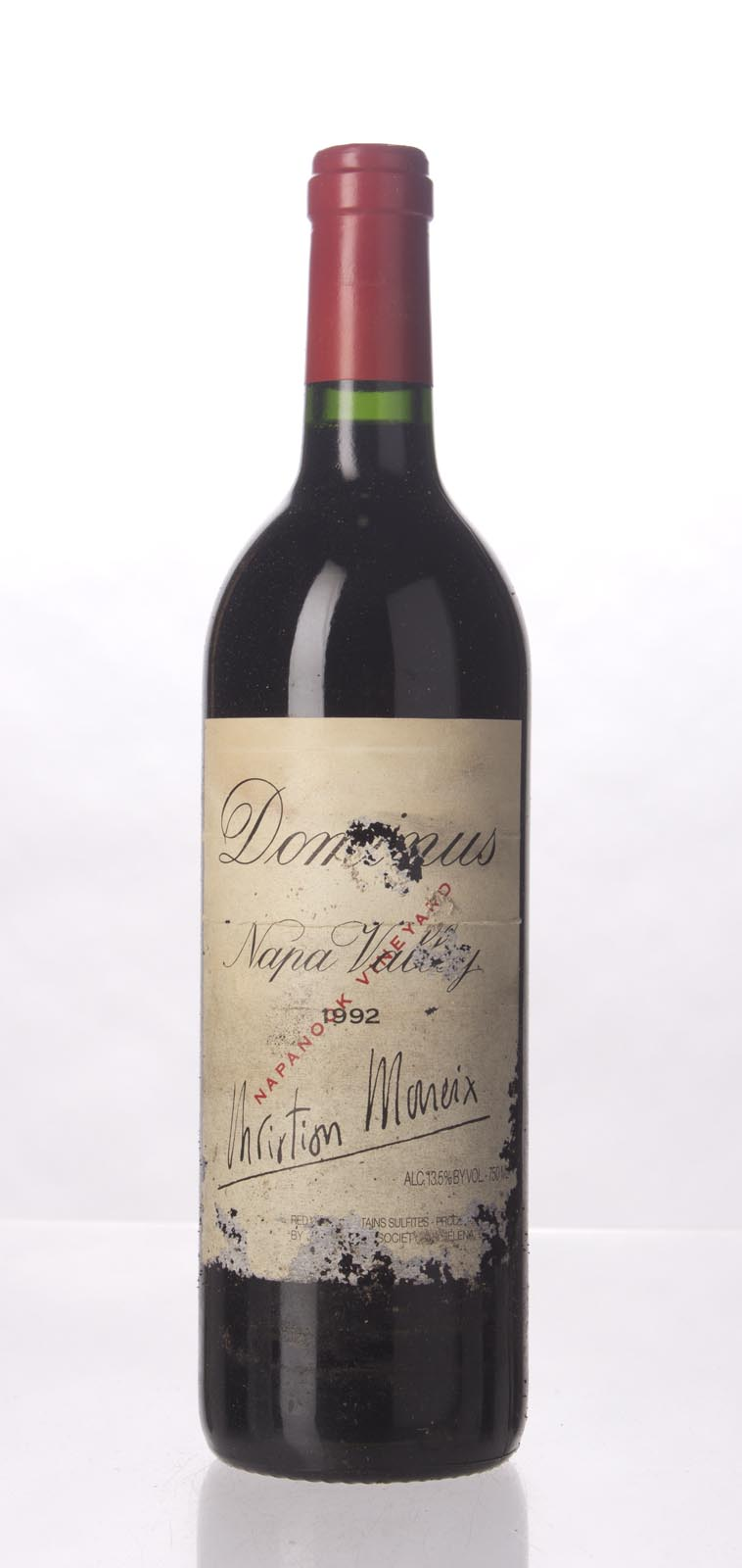 Dominus Proprietary Red Wine 1992,  (WA95) from The BPW - Merchants of rare and fine wines.