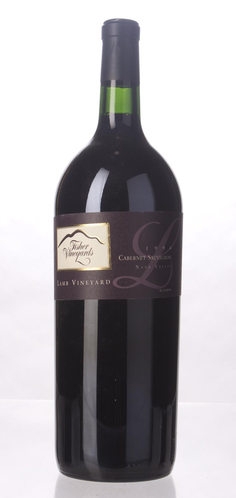 Fisher Cabernet Sauvignon Lamb Vineyard 1994, 1.5L (WA90, WS92) from The BPW - Merchants of rare and fine wines.