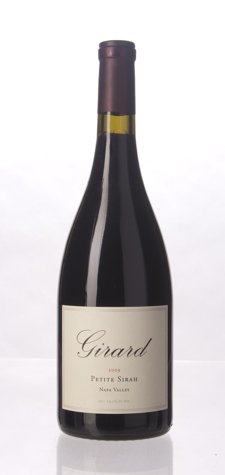 Girard Petite Sirah 2009, 750mL () from The BPW - Merchants of rare and fine wines.