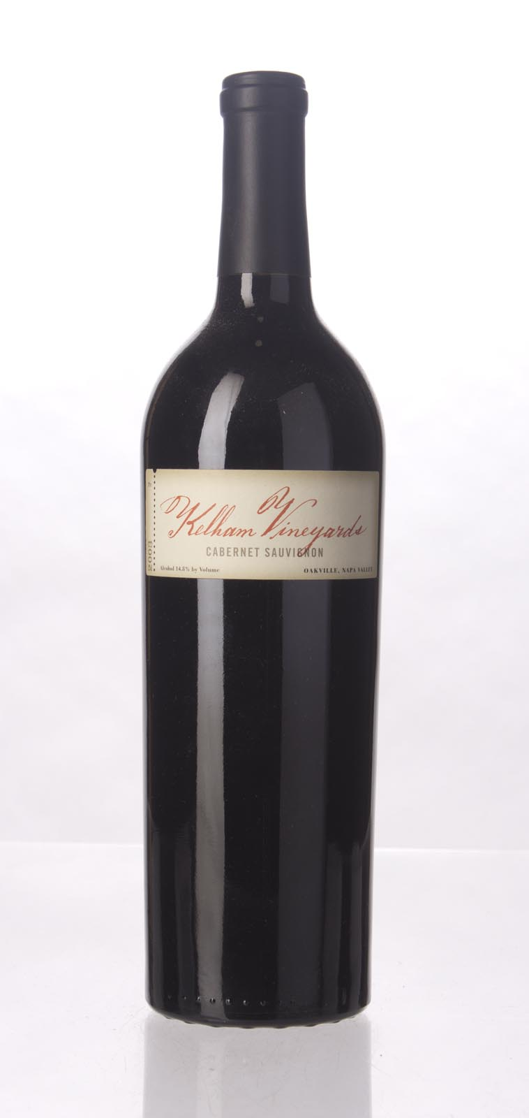 Kelham Vineyards Cabernet Sauvignon Napa Valley 2003, 750mL () from The BPW - Merchants of rare and fine wines.