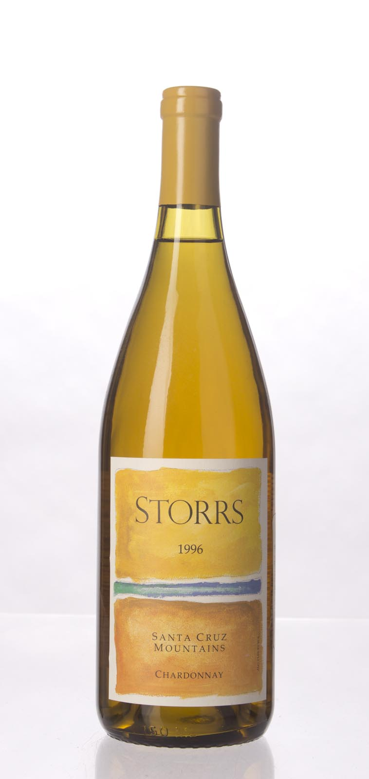 Storrs Chardonnay Santa Cruz Mountains 1996, 750mL () from The BPW - Merchants of rare and fine wines.