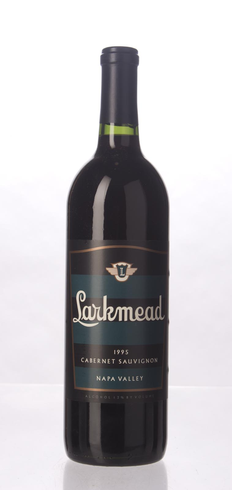 Larkmead Vineyard Cabernet Sauvignon Napa Valley 1995, 750mL () from The BPW - Merchants of rare and fine wines.