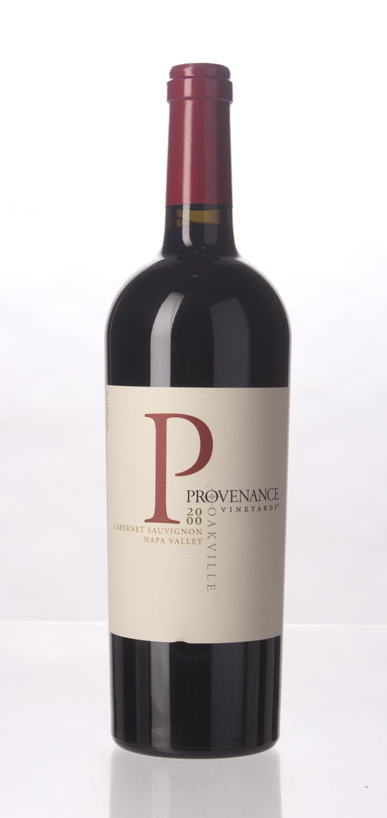 Provenance Cabernet Sauvignon Oakville 2000, 750mL () from The BPW - Merchants of rare and fine wines.