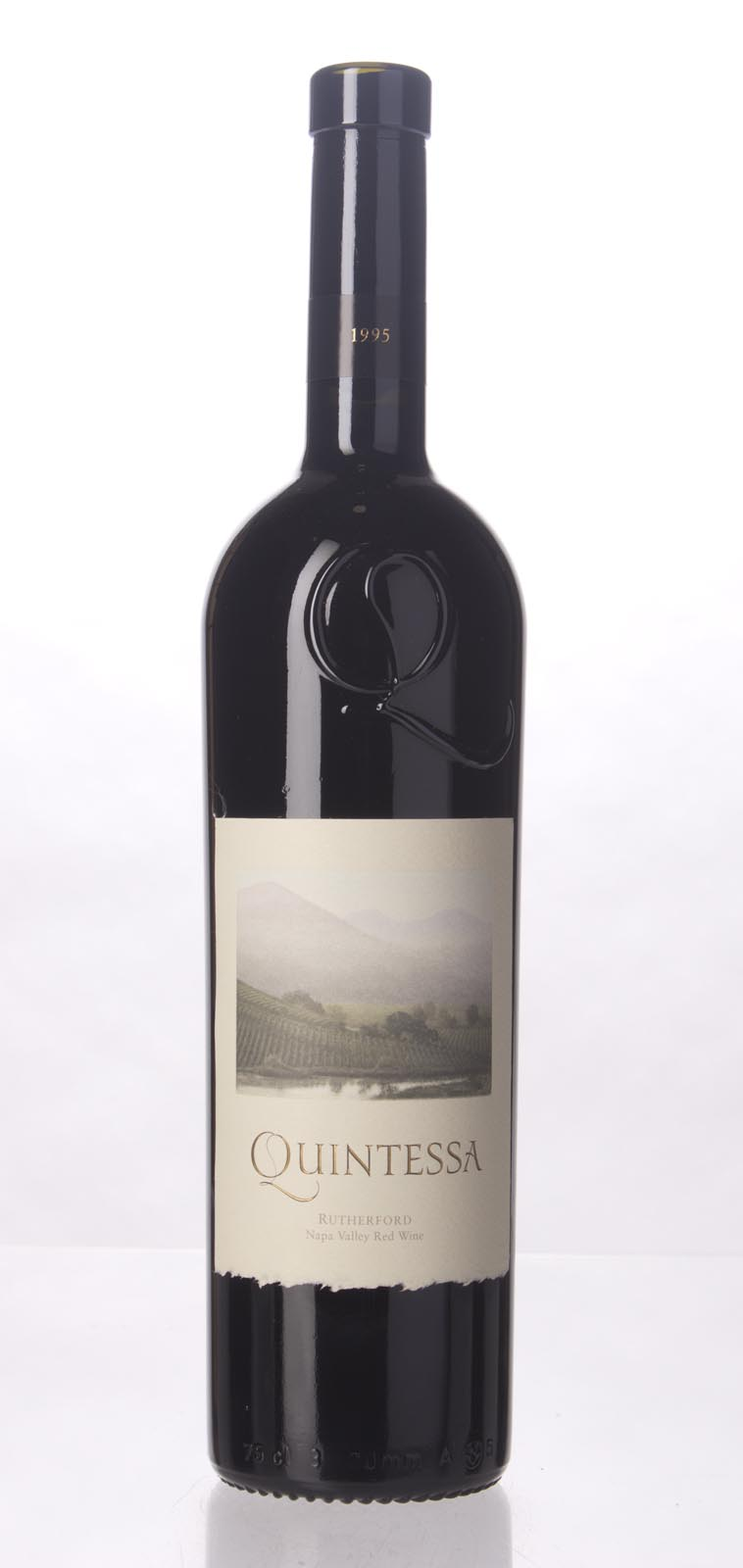 Quintessa Proprietary Red Wine 1995,  (WS92) from The BPW - Merchants of rare and fine wines.
