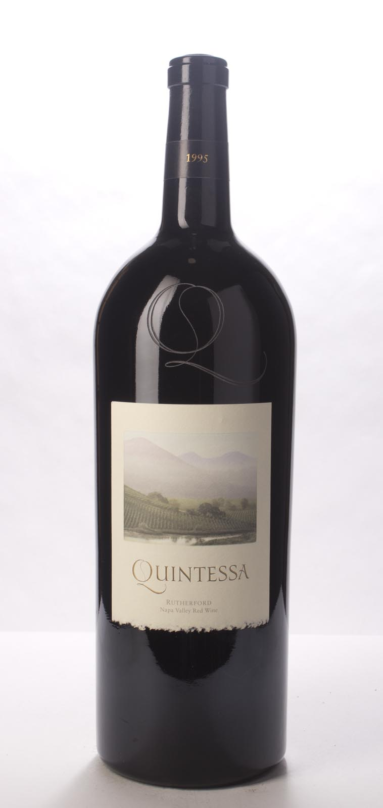 Quintessa Proprietary Red Wine 1995, 3L (WS92) from The BPW - Merchants of rare and fine wines.