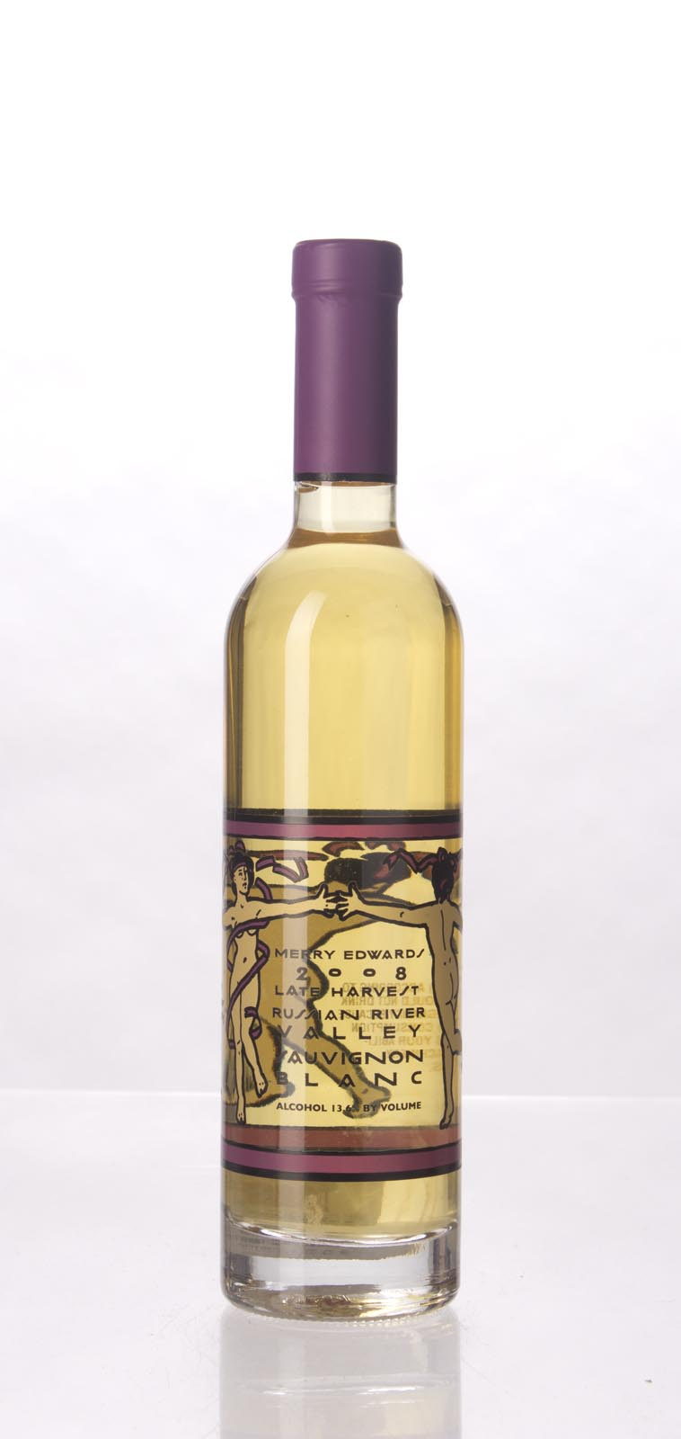 Merry Edwards Sauvignon Blanc Meredith Vineyard Late Harvest 2008, 375mL () from The BPW - Merchants of rare and fine wines.