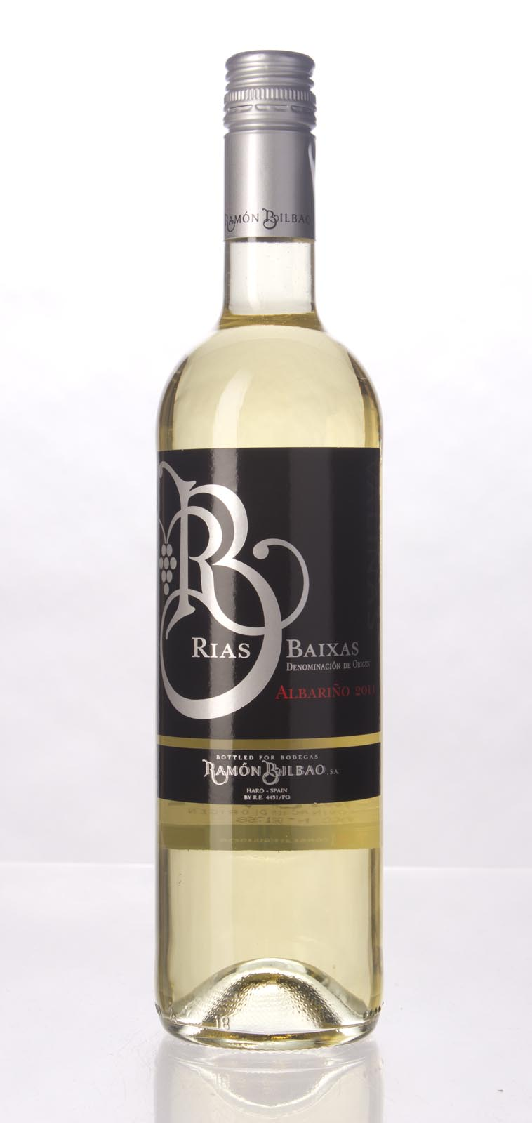 Ramon Bilbao Albarino Rias Baixas 2011, 750mL () from The BPW - Merchants of rare and fine wines.