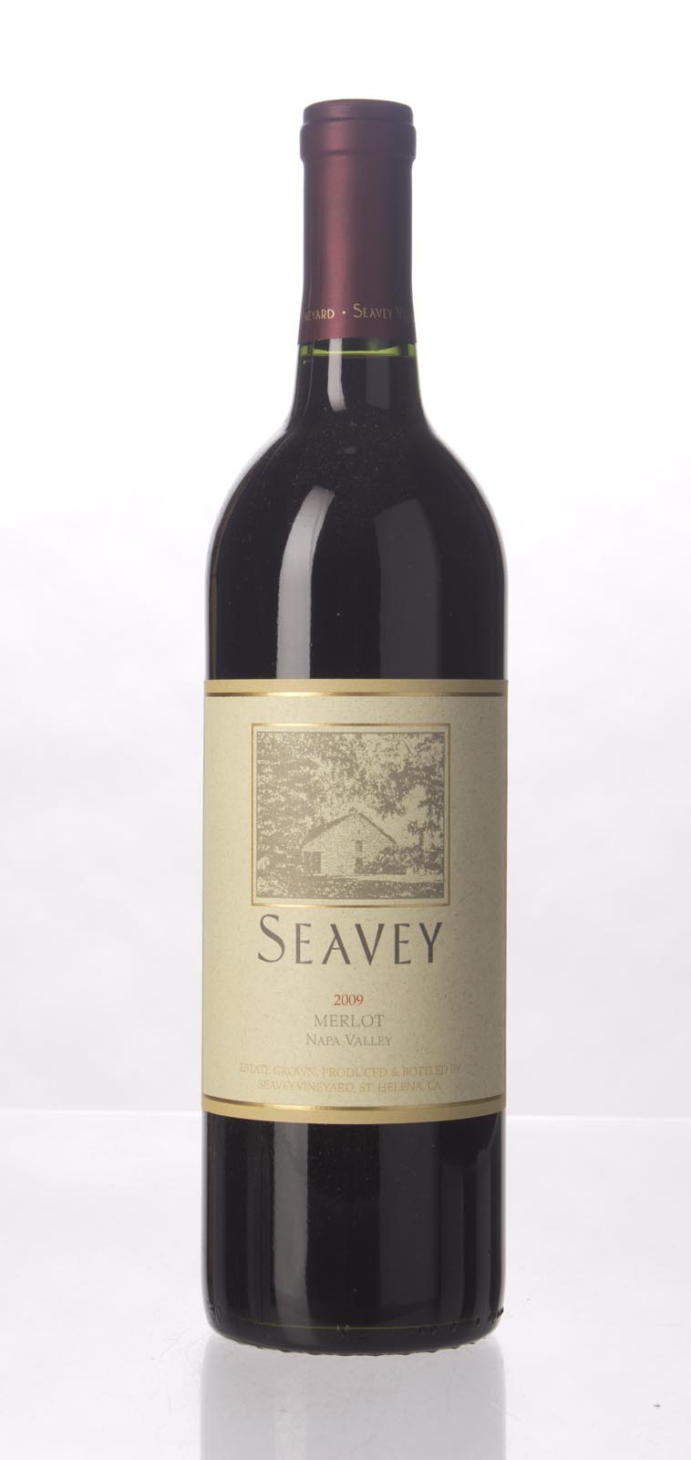 Seavey Merlot Napa Valley 2009, 750mL (ST90, WS90) from The BPW - Merchants of rare and fine wines.