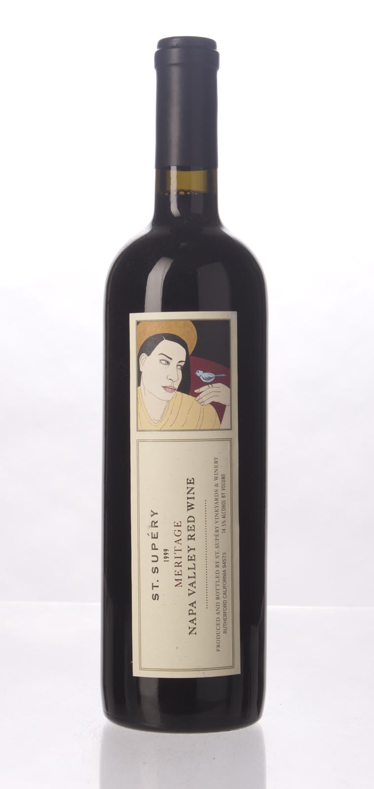 St. Supery Proprietary Red Meritage 1999, 750mL () from The BPW - Merchants of rare and fine wines.
