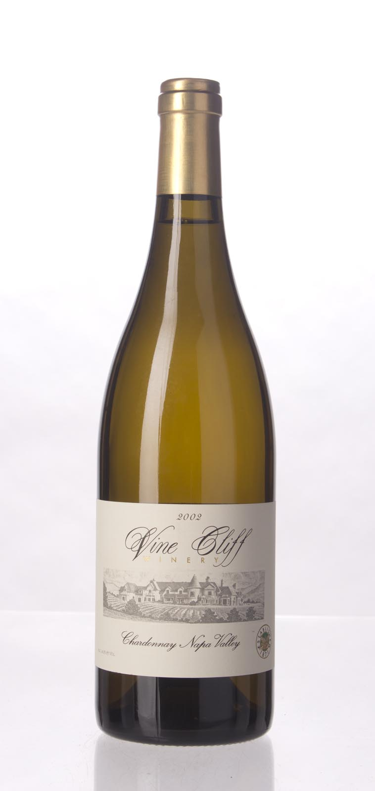 Vine Cliff Chardonnay Napa Valley 2002, 750mL () from The BPW - Merchants of rare and fine wines.