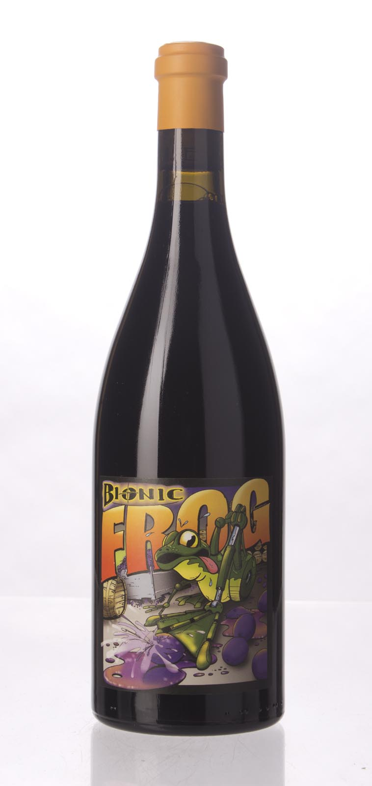Cayuse Vineyards Syrah Bionic Frog 2011, 750mL (WA96-98) from The BPW - Merchants of rare and fine wines.
