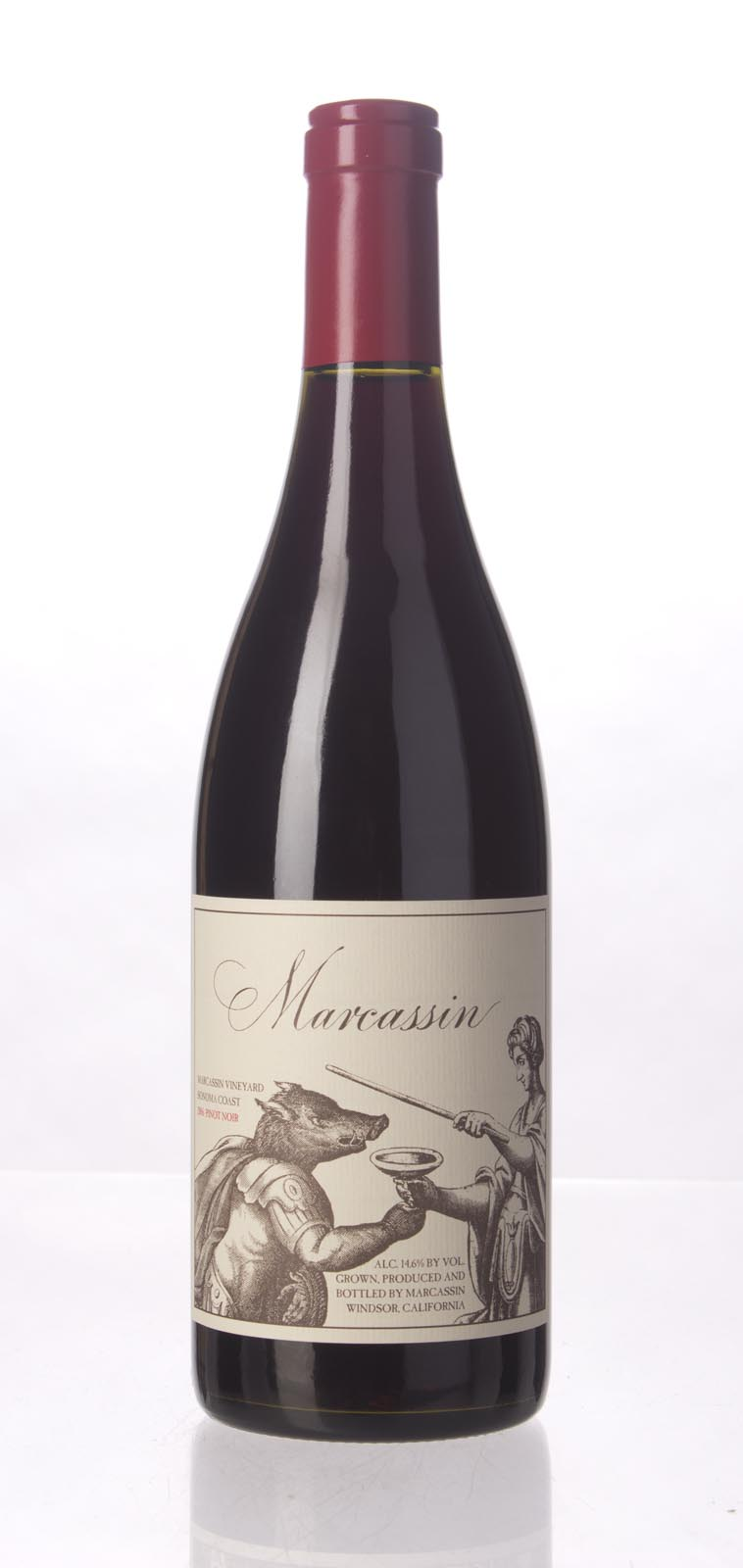 Marcassin Pinot Noir Marcassin Vineyard 2006, 750mL (WA96+, WS96) from The BPW - Merchants of rare and fine wines.