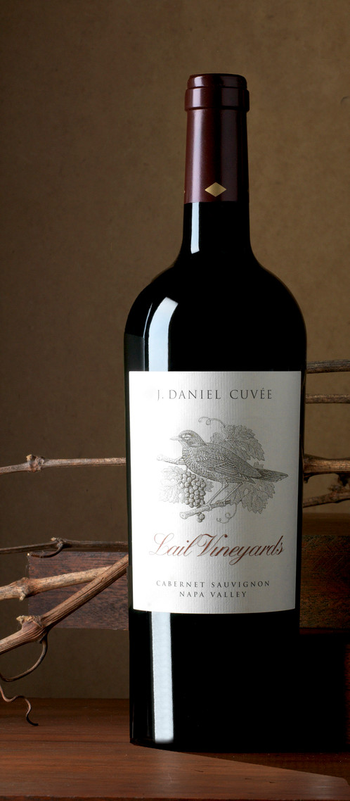 Lail Vineyards Proprietary Red J. Daniel Cuvee 2014,  (WA95, VN95) from The BPW - Merchants of rare and fine wines.
