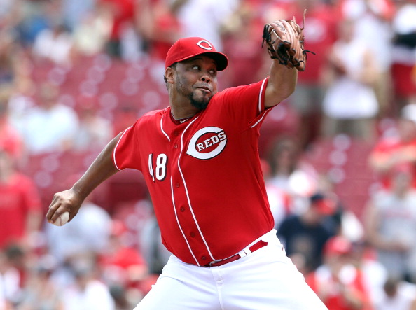 CINCINNATI, OH - JULY 03:  Francisco Cordero #48 of the Cincinnati Reds throws a pitch during the game against the Cleveland Indians at Great American Ball Park on July 3, 2011 in Cincinnati, Ohio.  (Photo by Andy Lyons/Getty Images)