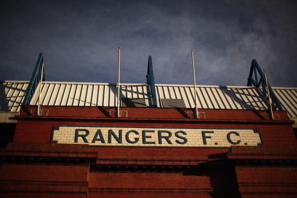GLASGOW, SCOTLAND - FEBRUARY 15:  A general view of brox Stadium on February 15, 2012 in Glasgow, Scotland. The Clydesdale Bank Premier League club entered administration yesterday over an unpaid tax bill of 9 million GBP..  (Photo by Jeff J Mitchell/Getty Images)