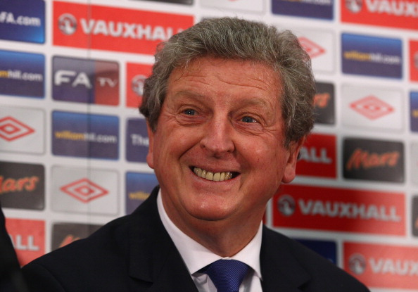 LONDON, ENGLAND - MAY 01:  Roy Hodgson is unveiled as the new England manager during a press conference at Wembley Stadium on May 1, 2012 in London, England.  (Photo by Julian Finney/Getty Images)