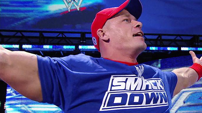 FUTURE OF JOHN CENA ON WWE