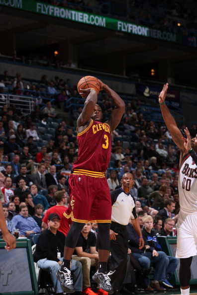 MILWAUKEE, WI - NOVEMBER 6: Dion Waiters