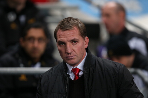 MANCHESTER, ENGLAND - DECEMBER 26:  Manager of Liverpool Brendan Rodgers looks on during the Barclays Premier League match between Manchester City and Liverpool at the Etihad Stadium on December 26, 2013 in Manchester, England.  (Photo by Jan Kruger/Getty Images)
