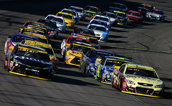 Star-Studded Chase Finalists a Mix of NASCAR's Past, Present and Future | Bleacher Report