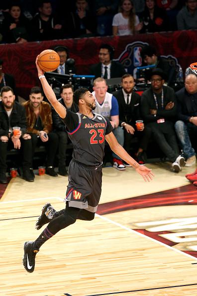 Anthony Davis Wins 2017 NBA All-Star Game MVP: Stats, Highlights, Reaction