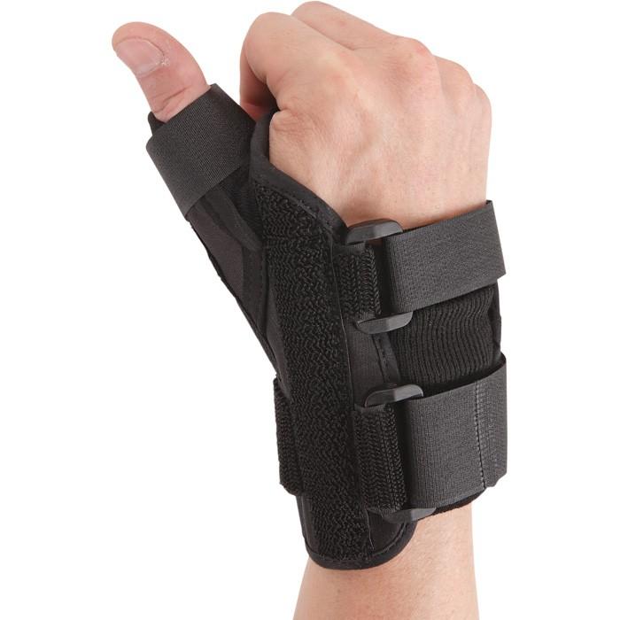 Neoprene thumb spica splint