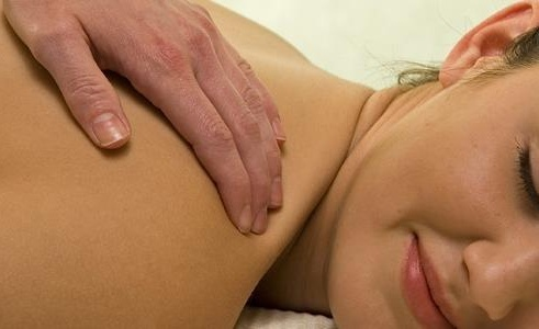 deep tissue masssage