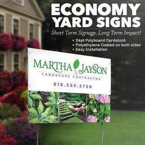 Ad e economyyardsigns 01