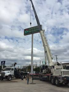 Sign removal