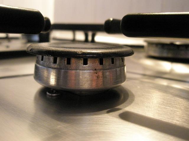 arlington cast iron gas stove