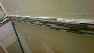 Bathroom reno   ceramic tile  wall  installing issues (17)